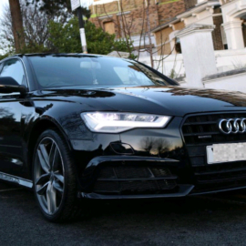 Audi a6 2016 66 SE EXE AUTO 2.0 tdi quattro with black edition styling