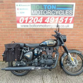 Royal Enfield Classic 500 Tribute Black 2020 Motorcycle, Motorbike for sale
