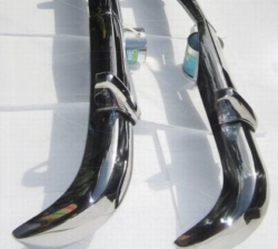 Front and Rear bumper W120 W121 4-cylinder