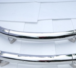 BMW 501 bumpers