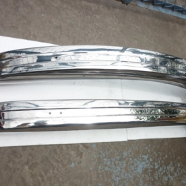 Volkswagen Beetle USA stainless steel bumpers 1974-1979