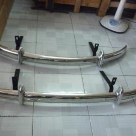 Volkswagen Beetle split pre 52 stainless steel bumpers