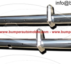 Bristol 400 Front and Rear bumper