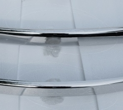 Fiat 500 Front and back bumper
