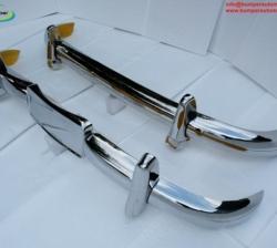 Mercedes SE Ponton (1954- 1957 ) bumpers