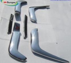 Volvo P1800 Jensen Cow Horn full set bumpers